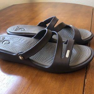 NO SLIP Croc sandals!!!